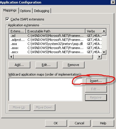 How to do URL Rewrites with ASP NET 2 0 3 0 3 5 on IIS6 and