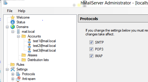How To Setup Your Own Pop3/IMAP Email Server for Local Development