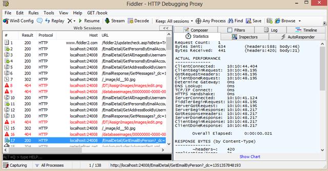 Using Fiddler To Replay an AJAX (xmlhttp) Request - PeterKellner net
