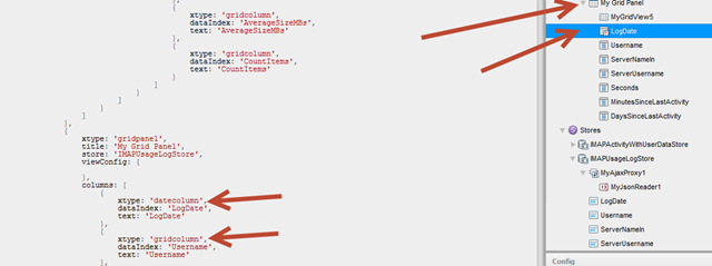 Sencha Architect and Formatting Dates in GridPanel - PeterKellner net