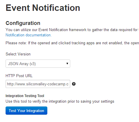 Capturing SendGrid Events With ASP NET WebAPI and Task async