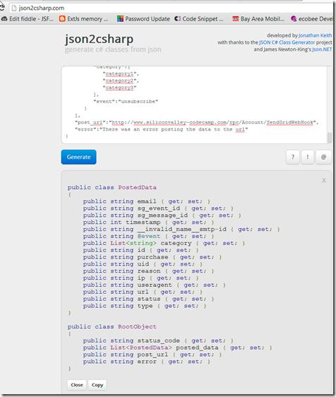 Capturing SendGrid Events With ASP NET WebAPI and Task async