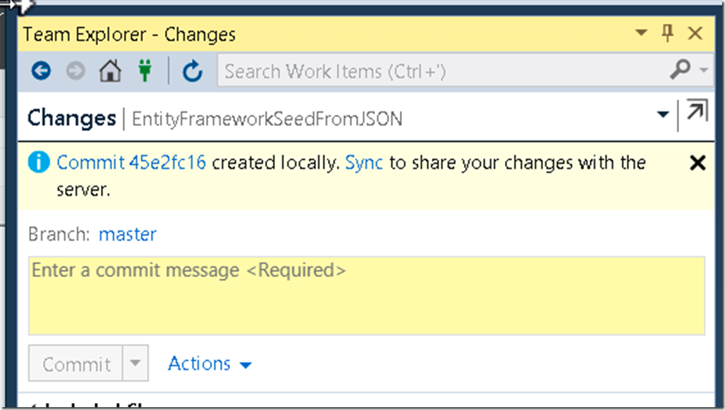 Github Extension to Visual Studio Getting Started